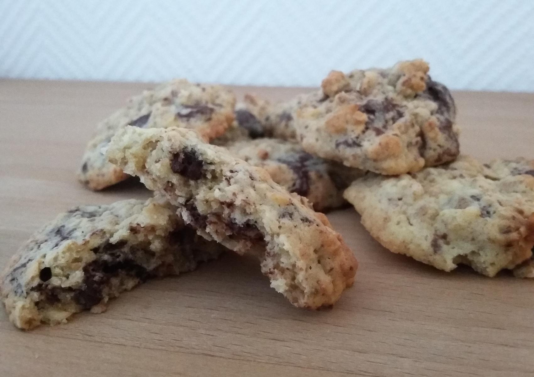 Cookies Nahaufnahme